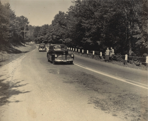The Mohawk Trail 1950s